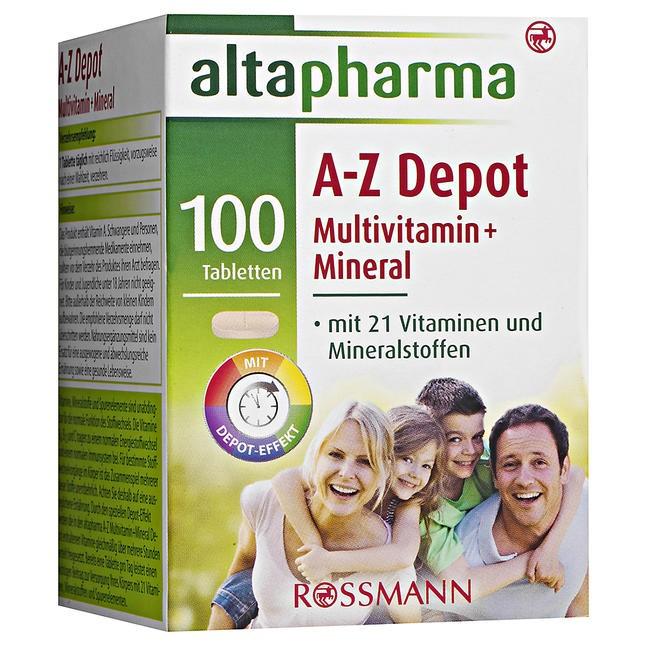 Altapharma витамины для беременных 60