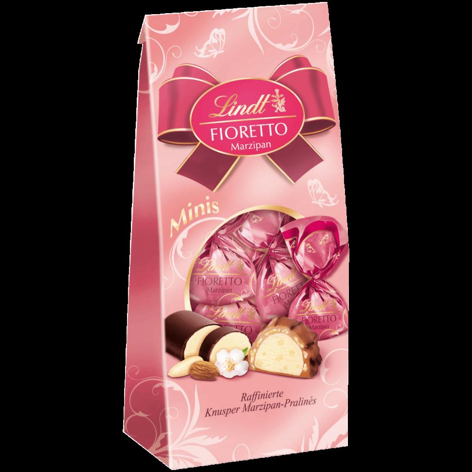 Подарки конфеты с марципаном