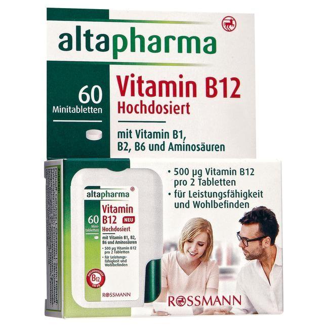 Altapharma витамины для беременных 66
